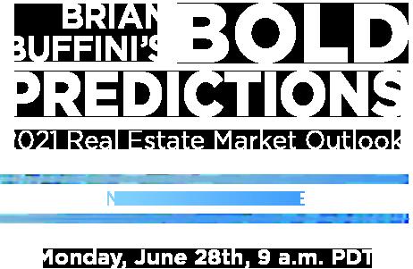 Registration for Brian Buffini's Bold Predictions