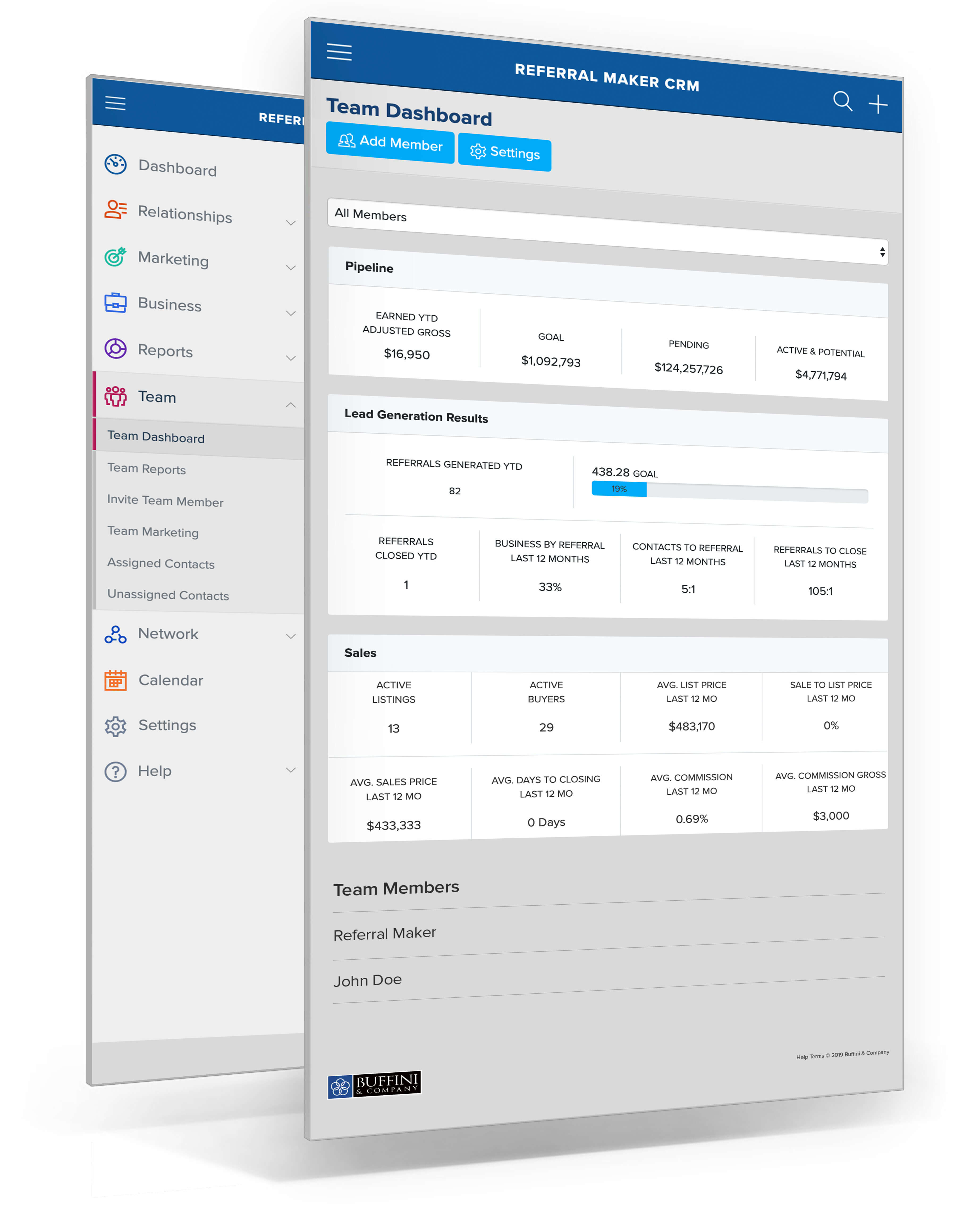 Real Estate CRM for Teams