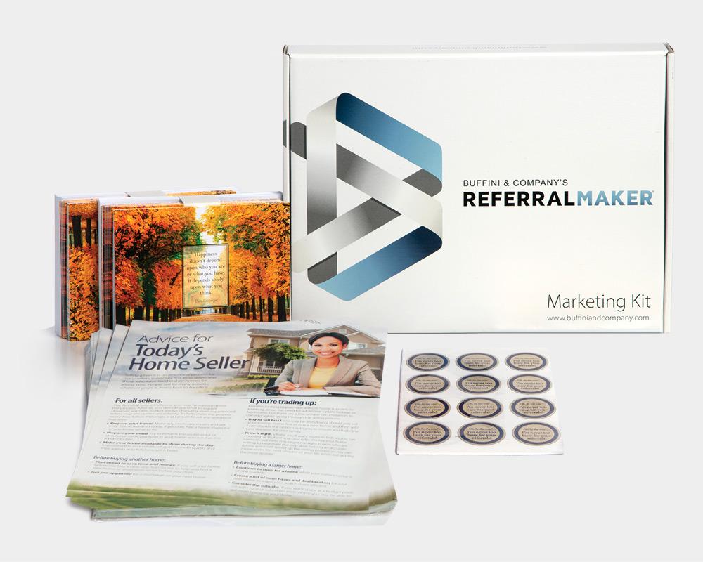 Real Estate Marketing Kit
