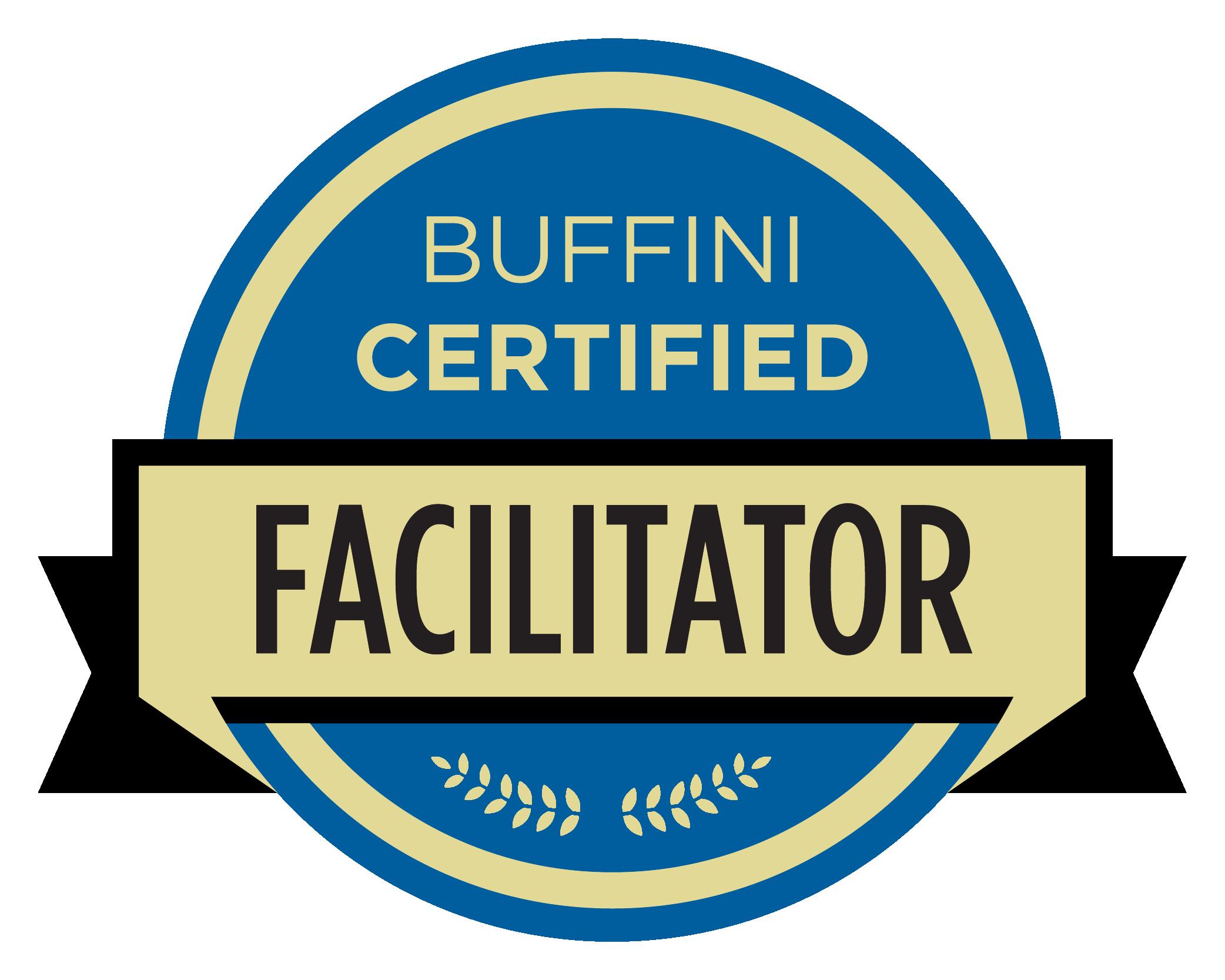 Buffini Certified Facilitator