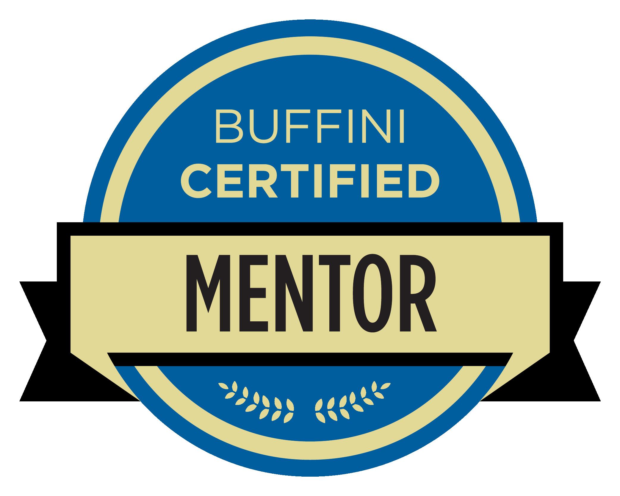 Buffini Certified Mentor