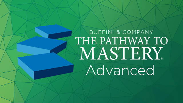 June 2021 Pathway to Mastery Advanced Sale